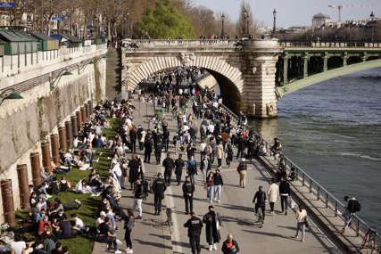 Preminulo 308 zaraženih: U Francuskoj registrovano još 50.659 novih slučajeva korona virusa