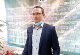 LJEKAR U TRCI ZA GRADONAČELNIKA Goran Predojević biće kandidat DNS na prijevremenim izborima u Prijedoru