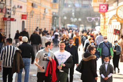 PREMINULO 17 OBOLJELIH Korona virus potvrđen kod još 112 osoba u Srpskoj