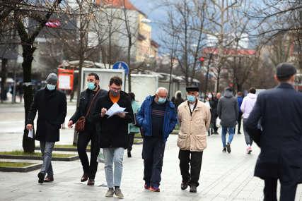 Sa zarazom se nije izborila 31 osoba: Na korona virus u Srpskoj pozitivno još 208 ljudi
