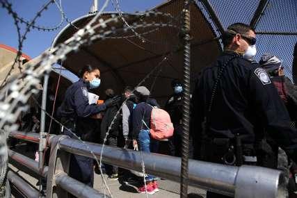 PROBLEM SVE VEĆI U porastu prelazak djece preko  američko-meksičke granice