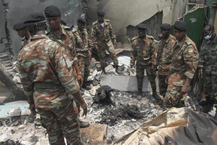 SERIJA EKSPLOZIJA U KASARNI U strašnoj nesreći smrtno stradala 31 osoba, povrijeđeno oko 600 ljudi