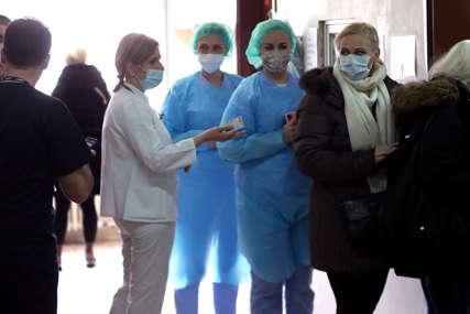 Klinički centar Univerziteta u Sarajevu: Preminulo 16 ljudi, pozitivno još 180 osoba