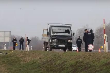 Uhapšen srpski vozač kamiona u kojem su poginula četiri migranta