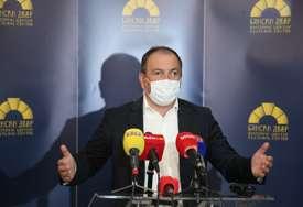 Crnadak: Prvi potez koji opozicija treba da povuče jeste postizanje dogovora oko zajedničkog kandidata