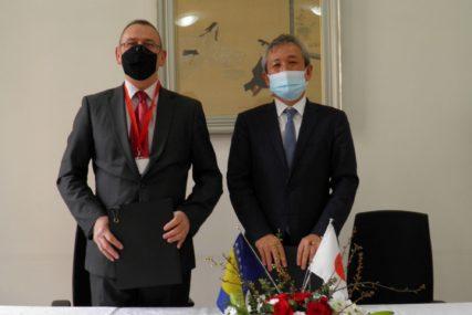 DONACIJA JAPANA Za projekte u Goraždu, Nevesinju i Fojnici odobreno 194.784 evra