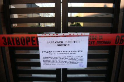 """POSTAVLJENA TRAKA Od danas zatvorena """"Kajak terasa"""" (FOTO)"""