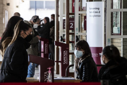 KARANTIN I DISTANCA Nove preporuke za zaštitu od kovida u Italiji