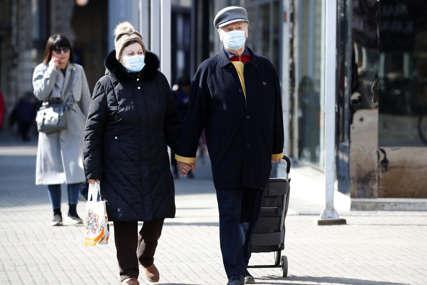 KORONA U HRVATSKOJ Potvrđen 691 novi slučaj zaraze, za dan umrlo 12 pacijenata