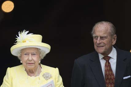 Kraljica Elizabeta II: Smrt princa Filipa ostavila ogromnu prazninu