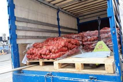 Utvrđeno prisustvo štetnih organizama: Inspekcija za 20 dana zabranila uvoz tri pošiljke krompira iz Italije