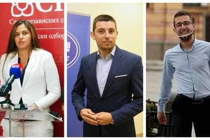 Glasnici bunta ili NASLJEDNICI TRADICIJE: Mladi o motivima ulaska u politiku