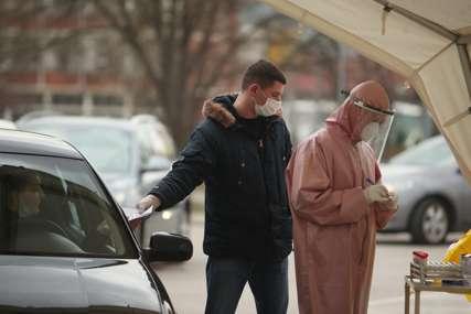KORONA BUKTI U BiH trenutno zaraženo 26.220 ljudi