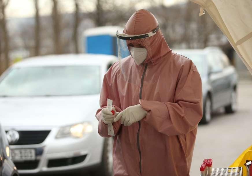 PREMINULA 23 PACIJENTA Na virus korona pozitivno još 534 građana Srpske