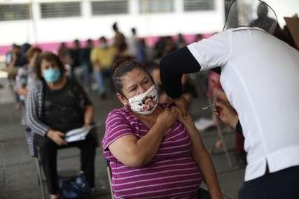 UPOZORENJA SZO Opasno brzo širenje zaraze u Brazilu