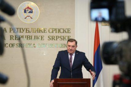 """""""TREBA UBRZATI MIRAN RAZLAZ"""" Dodik tvrdi da bi Srpska kao nezavisna država imala bolji standard"""