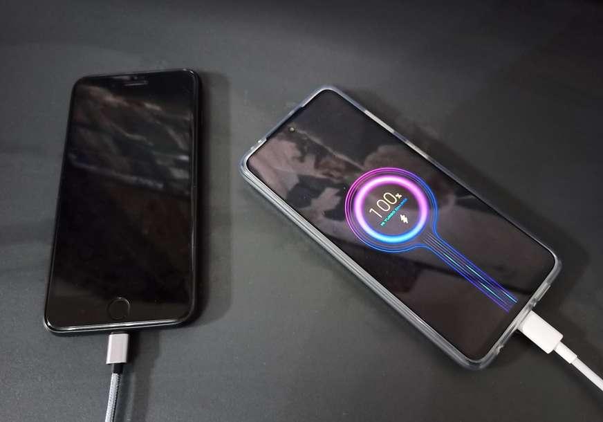 Usprotivio se jedan tehnološki gigant: EU želi da uvede univerzalni punjač za mobilne telefone