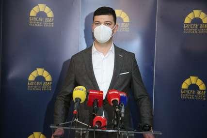 """""""Ja to ne bih podržao"""" Antonić poručio da Stanivuković VRŠI PRITISAK na odbornike da usvoje budžet"""