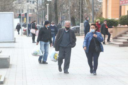 Svaki osmi penzioner s ADMINISTRATIVNOM ZABRANOM: U septembru vratili 3,18 miliona maraka duga