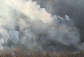 """GAŠENJE OTEŽAVAO VJETAR Pod kontrolom požar u Nacionalnom parku """"Lovćen"""""""