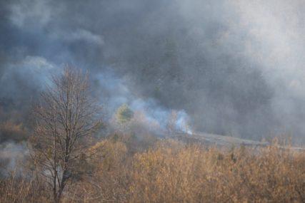 BRDO GAT Ugašen požar u Gacku, vatrogasci intervenisali sinoć