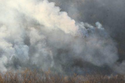 Vatra se otela kontroli: Mještanin sela kod Požege stradao paleći korov