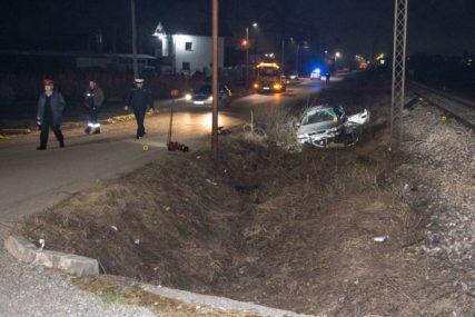 VOZ UDARIO AUTOMOBIL Žena poginula na pružnom prelazu