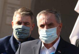 """""""OZBILJAN POČETAK VAKCINACIJE"""" Višković poručio da treba ubrzati plan imunizacije"""