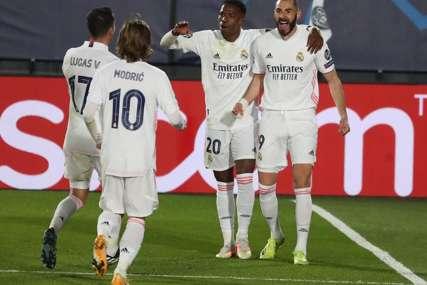 BEZ PROBLEMA Real Madrid i Mančester siti potvrdili plasman u četvrtfinale