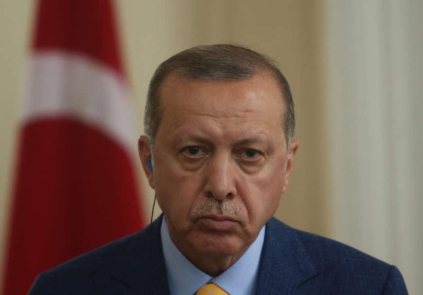 Zbog namještanja unosnih ugovora: Erdogan smijenio ministarku trgovine