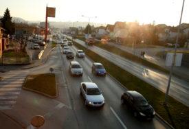 KOLOVOZI SUVI Izmjene u saobraćaju na mjestima izvođenja radova