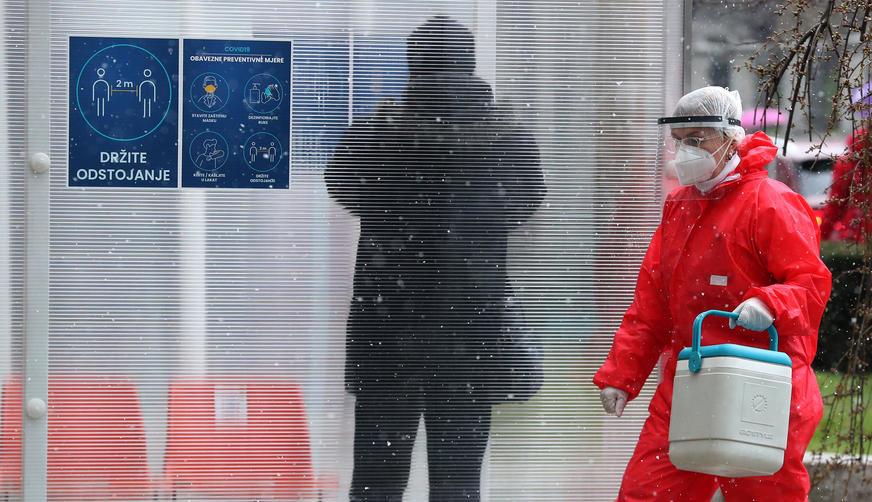 Krizni štab Zeničko-dobojskog kantona: Broj oboljelih se stabilizuje, apel da se poštuju mjere