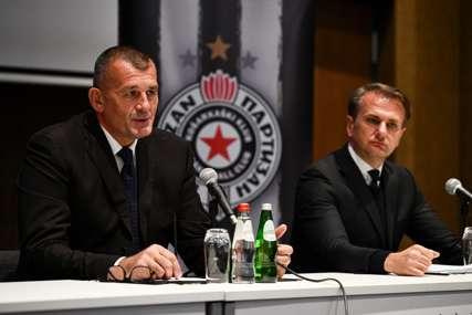 Savić zvanično u Partizanu: Trener je najbitniji, tražićemo rješenja