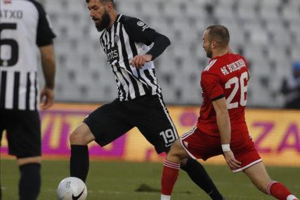 SIGURNOM PARTIJOM IZBORILI PLASMAN Partizan lako u polufinale Kupa