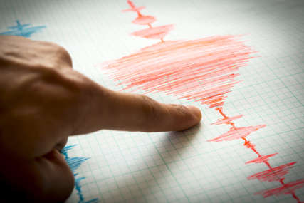 Treslo se u BiH: Zemljotres jačine 3,1 stepen u blizini Stoca