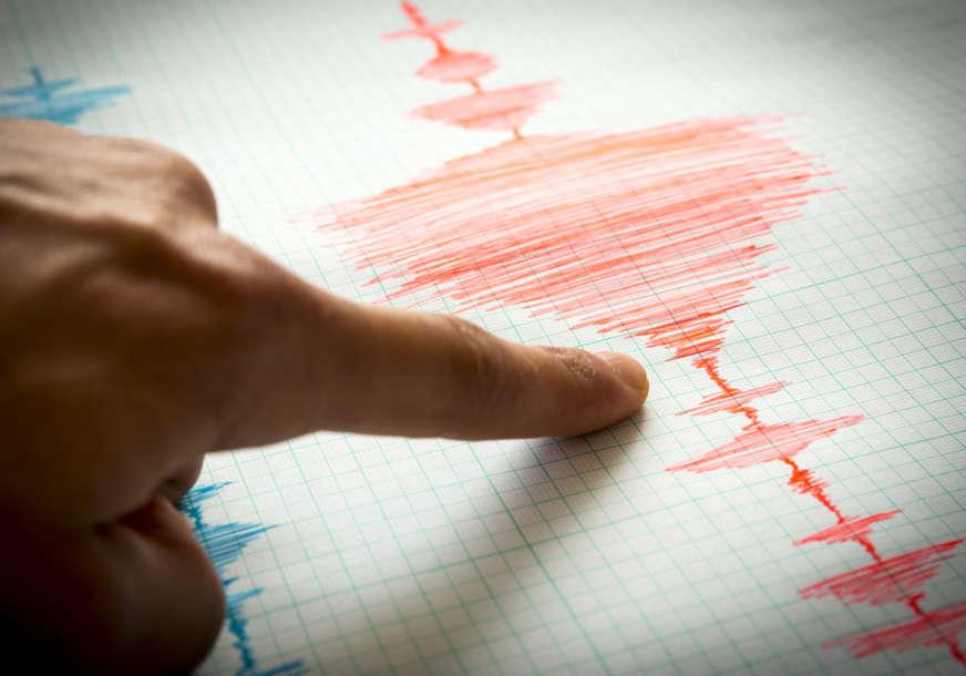 Tlo ponovo prijeti: Dva zemljotresa u blizini grčkog ostrva Nisiros