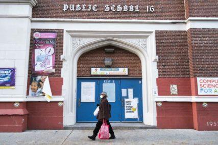FAVORIZACIJA BIJELACA Grupa učenika iz Njujorka podnijela tužbu protiv rasizma u školama