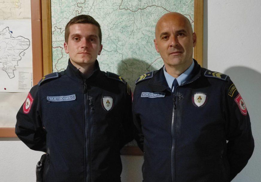 Mladiću skinilu omču s vrata: Policajci u zadnji trenutak spriječili samoubistvo