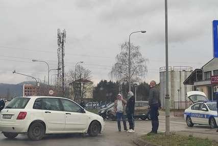 NEZGODA U BANJALUCI Sudarila se dva vozila kod Eko Toplane