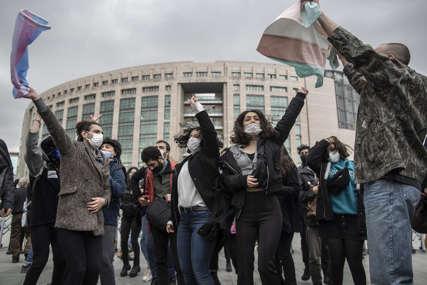 PROTEST ZBOG REKTORA Turska policija uhapsila 12 studenata