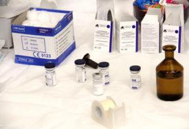 """NAJVIŠE """"FAJZERA"""" Zdravstvenim ustanovama isporučeno još 2.047 doza vakcina"""