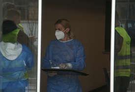 U Kantonu Sarajevo vakcinisano 3.684 zdravstvena radnika