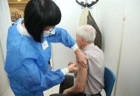 DANAS NASTAVAK REVAKCINACIJE U prijedorski Dom zdravlja stiže 500 doza druge komponente vakcine