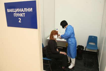 """Iz Doma zdravlja najavili: """"Dani otvorenih vrata"""" za vakcinaciju protiv korona virusa se nastavljaju"""