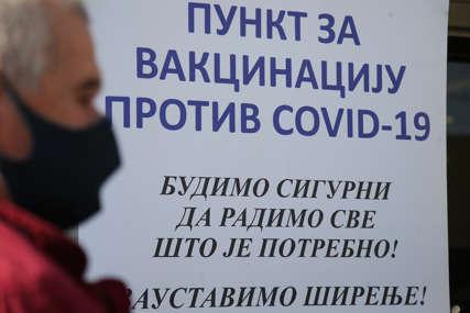 Zadovoljni odzivom Banjalučana: Prvu dozu vakcine protiv korone primilo 45.000 građana