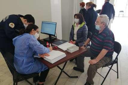 Dobre vijesti iz Gradiške: Počela masovnija vakcinacija protiv korona virusa (FOTO)