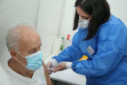 BORBA PROTIV KORONE U Srpskoj nastavak masovne imunizacije