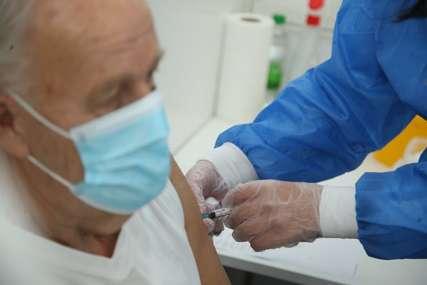 """""""Nismo zadovoljni dinamikom"""" U Mostaru dosad protiv virusa korona vakcinisano oko 800 osoba"""