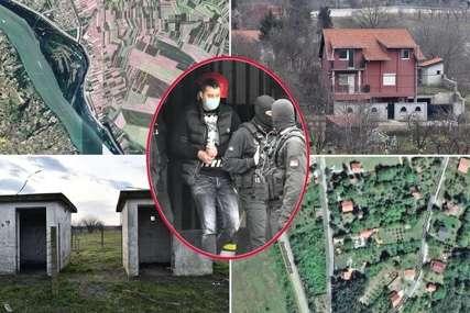 Forenzičari skupljaju nove dokaze: Policija nedjeljama kopa po dvorištu Veljine vikendice