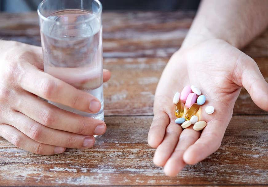 """ZLOUPOTREBA SUPLEMENATA Stručnjaci upozoravaju na """"pandemiju"""" vitamina D"""